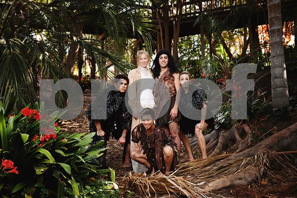 TARZAN Promotional Pics